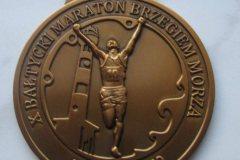 Medal  dla biegaczy