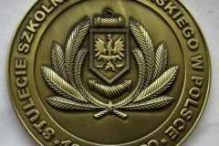 Medal tłoczony z efektem 3d