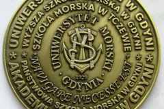 Medal tłoczony
