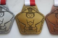 Medale sportowe, pod indywidualny projekt
