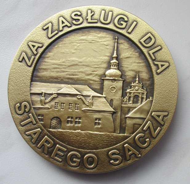 medal odlewany