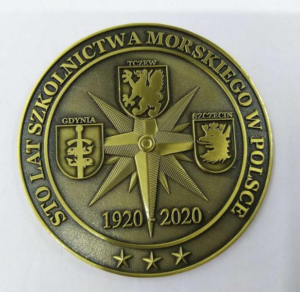 medal jubileuszowy
